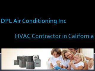 HVAC Contractor in�California