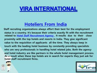 Catering Staff Recruitment Agency  | International Recruitm