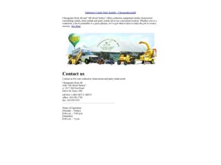 Maryland Rental Company Havre de Grace Chesapeake City