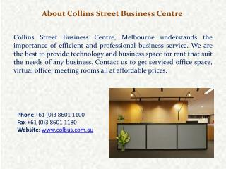 Hire Training Rooms and Training Venues Melbourne
