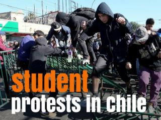 Student Protests in Chile