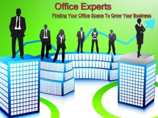 Office Experts - Finding Your Office Space To Grow Your Busi