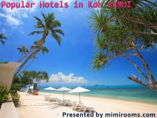 Popular Hotels in Koh SAMUI