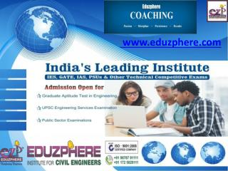 IES Gate coaching Chandigarh