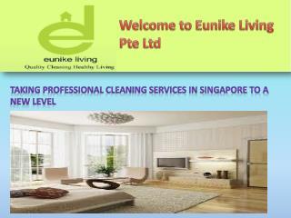 Eunike Living Pte. Ltd