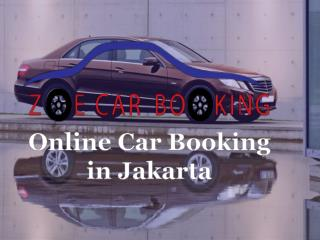 Rent a Car with Driver - Zoe Car Booking