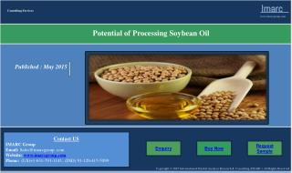 Potential of Processing Soybean Oil