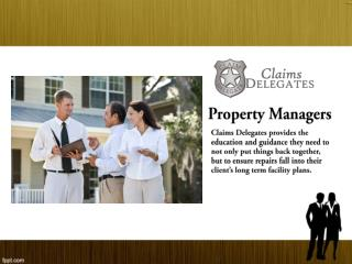 Insurance Property Manager