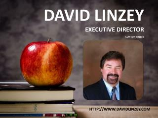 David Linzey Clayton Valley | David Linzey Superintendent