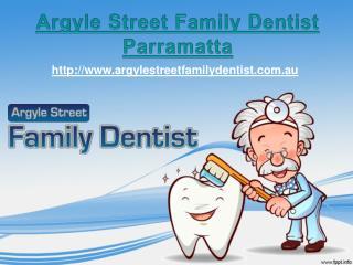 Argyle Street Family Dentist Parramatta