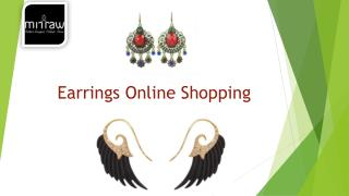 Earrings Online Shopping