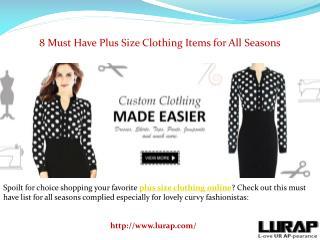 Plus Size Clothing Online