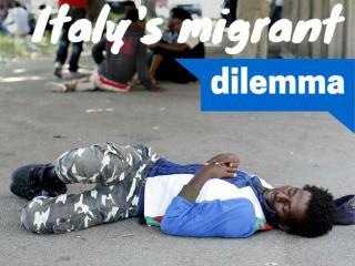 Italy's migrant dilemma