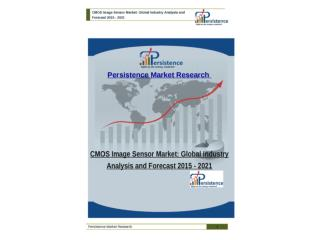 CMOS Image Sensor Market - Global Industry Analysis 2021