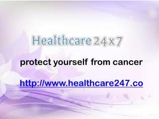 Cancer Treatment options