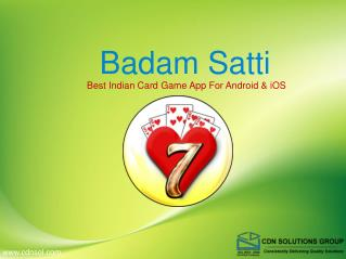 Most Popular Indian Card Game Mobile App for Android and iOS