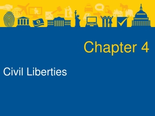 Chapter 4   Civil Liberties