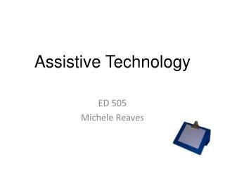 Assistive Technology Assignment Week 2