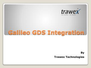 Galileo GDS Integration