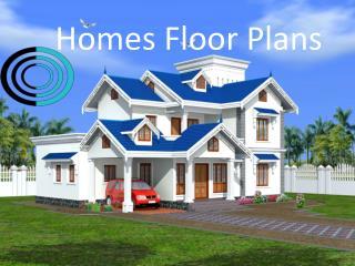 Homes Floor Plans