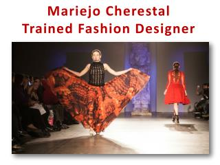 Mariejo Cherestal - Trained Fashion Designer