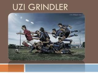 uzigrindler commonly known as Uzi