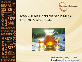 Iced/RTD Tea Drinks Market in MENA to 2020: Market Trends