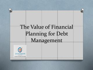 What is the Value of Financial Planning