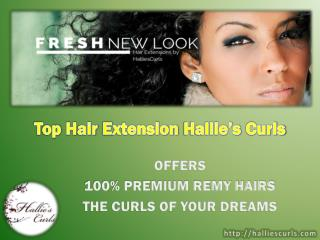 #Human hair extensions