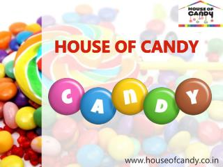 Candies Delhi India - House of Candy