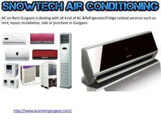 AC/Refrigerator Repairing Installation Services Gurgaon