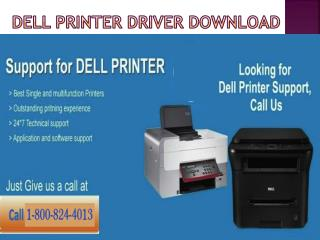 1-800-824-4013 #CALL Dell Printer Driver Download # Dell Cus