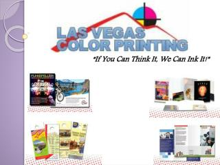 Las Vegas Graphic Design Company