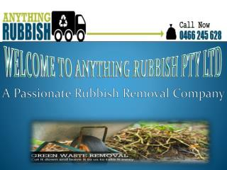 Rubbish Removal Brisbane