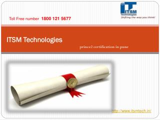 prince2 certification in pune