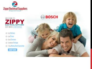 Zippy Electricals: High class affordable Electrical Supplies