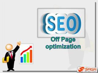 Off Page Optimization-Saga biz Solutions