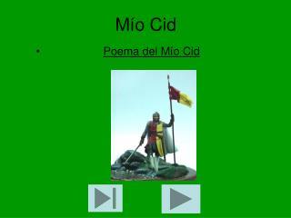 M o Cid
