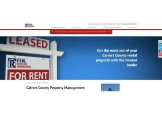 Calvert Country Property Management