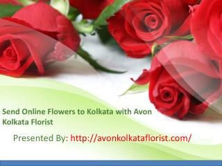 Send Flowers to Kolkata, Flowers Delivery in Kolkata