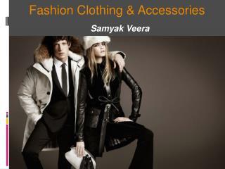 Samyak Veera- Fashion