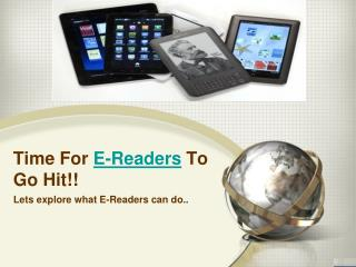 Selecting the Best Portable eBook Reader