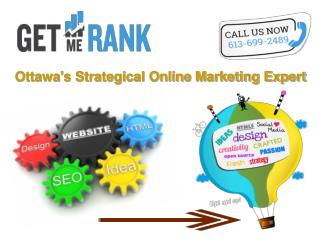 Ottawa Based Online Marketing Company - SEO, SMM and PPC Ser