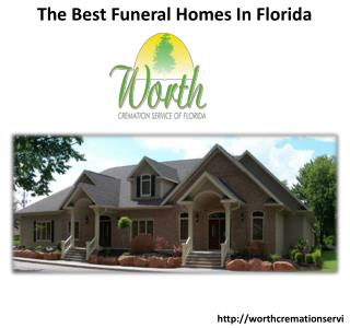 The Best Funeral Homes In Florida