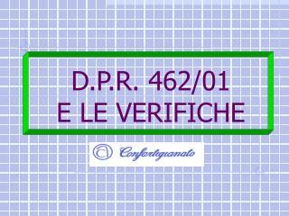 D.P.R. 462