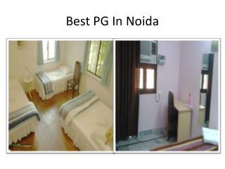 Best PG In Noida
