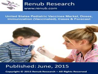 United States Pediatric Vaccines Market, Doses, Immunization
