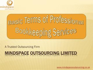 Professional Bookkeeping Services