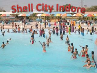 Shell City Indore near at Khandwa Road – Best Amusement Park