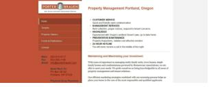 PorterBrauen Real Estate Services Portland OR